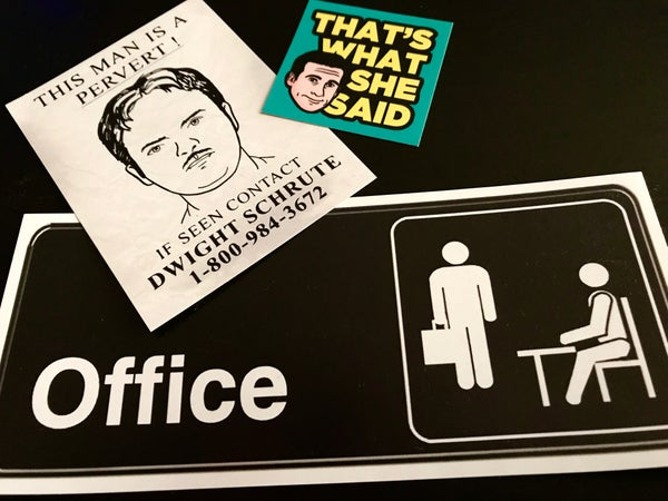 Image of Office Sticker Pack 1