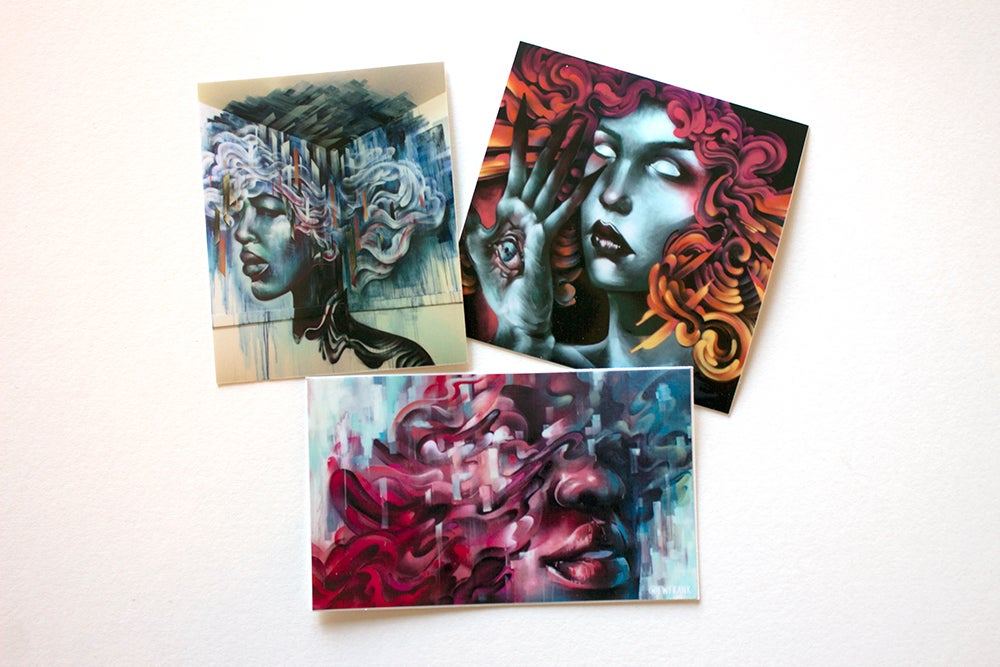 Image of Paintings Sticker Pack