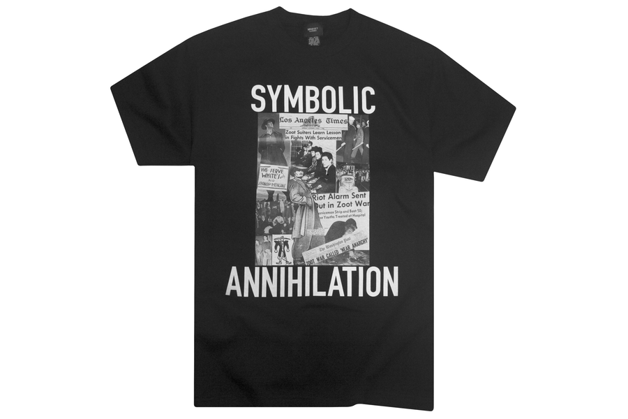 Image of Symbolic Annihilation Tee