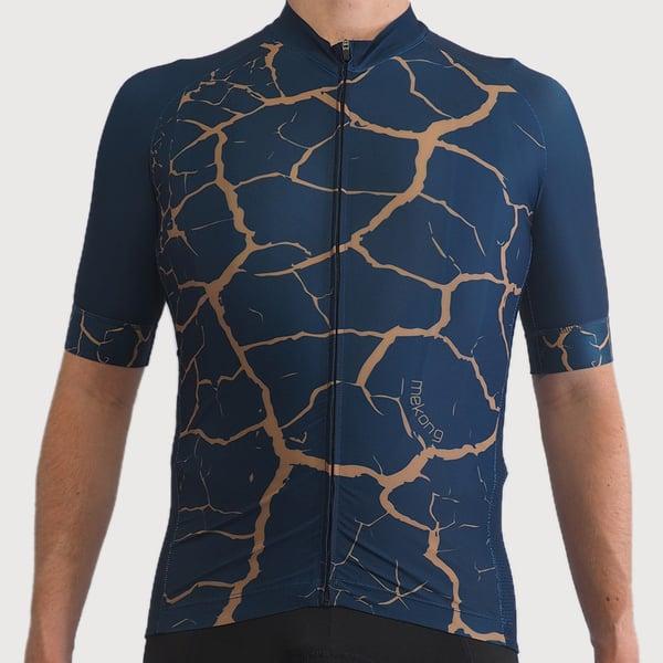 Men's Electra Short Sleeve Jersey - mekong