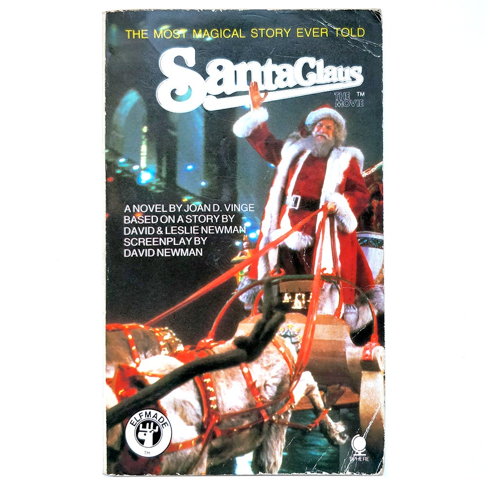 Image of Santa Claus The Movie Tie-In Novel