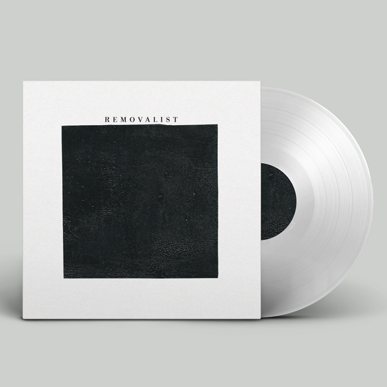 Image of REMOVALIST S/T LP (White)