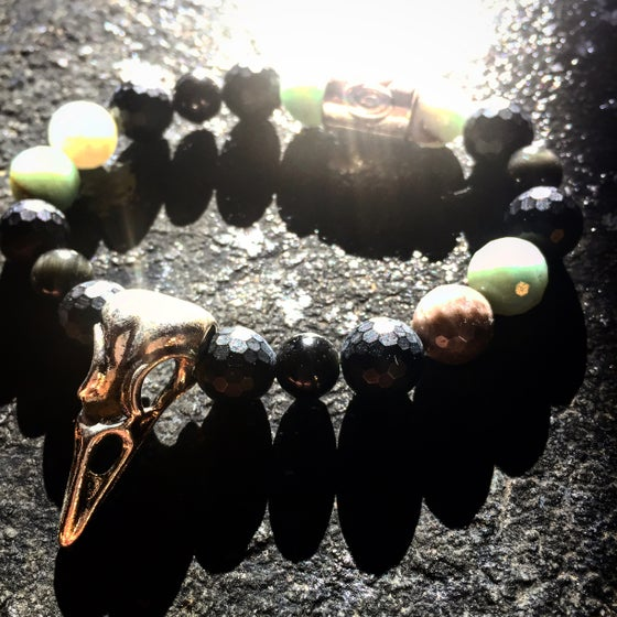 Image of Shamanic Raven Medicine