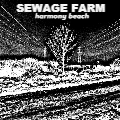 Image of Sewage Farm HARMONY BEACH Vinyl 60 COLOUR NUMBERED VINYL PRE ORDER