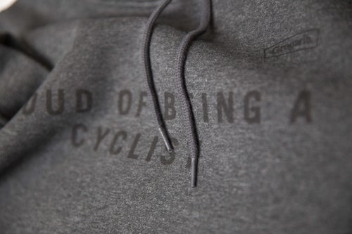 "Image of Hoodie ""Proud Of Being A Cyclist"""