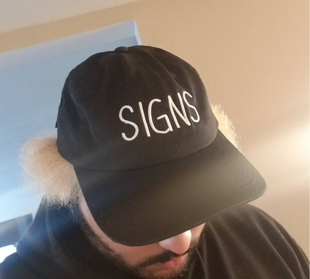 Image of Signs Dad Hat