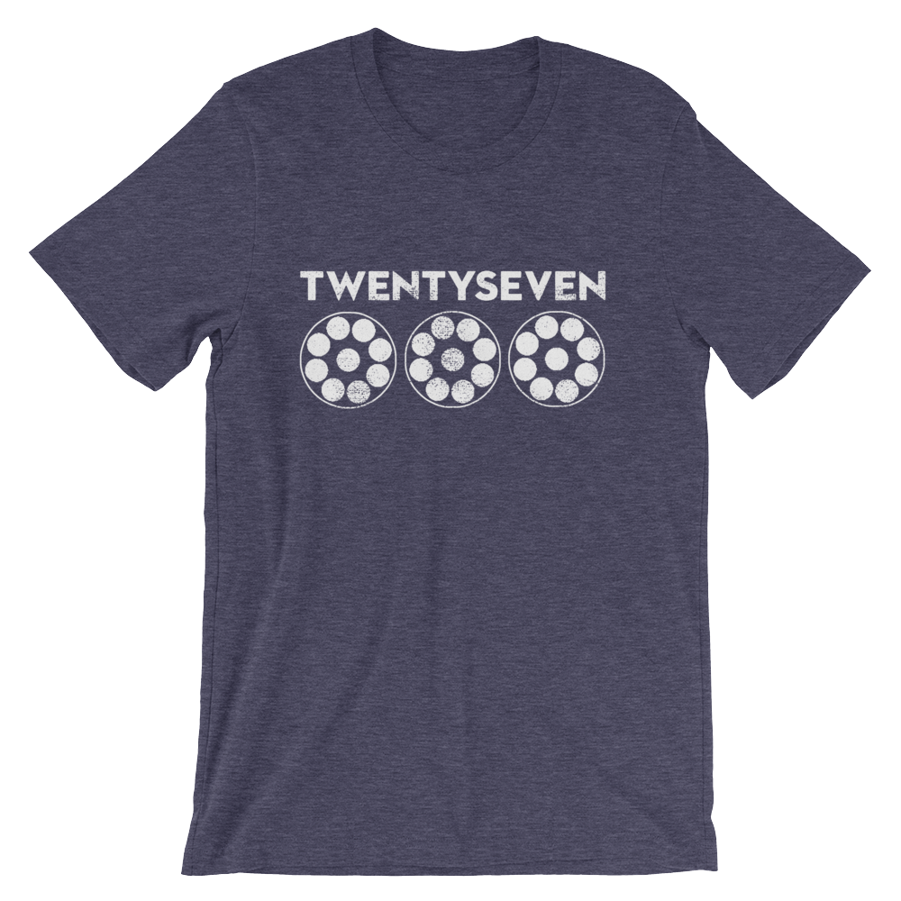 Image of Twenty Seven (Mens/Unisex)