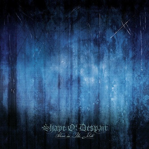 Image of Alone in the mist CD