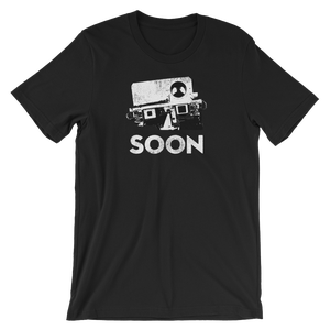 Image of Curiosity Soon (Unisex/Mens)