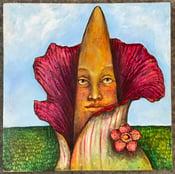 """Image of Andrew Thornton: """"Strange Botany #5"""""""