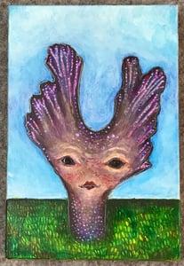 """Image of Andrew Thornton: """"Strange Botany #12"""""""