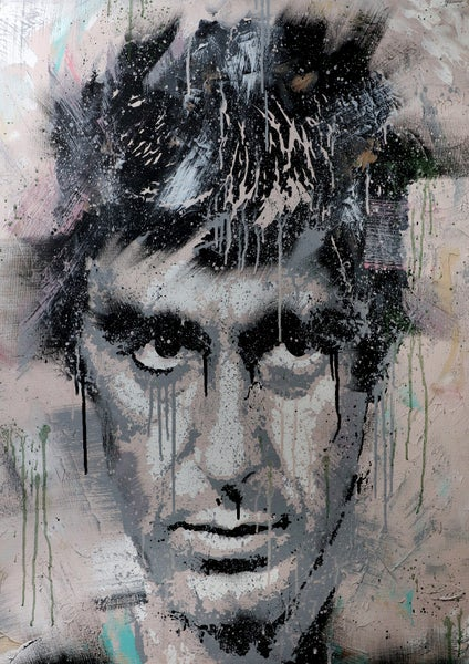 Image of SCARFACE II (Limited Edition Print)