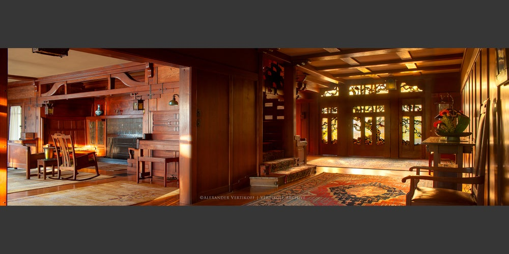 "Image of ""Dusk to Dawn - Inglenook to Entry"" 