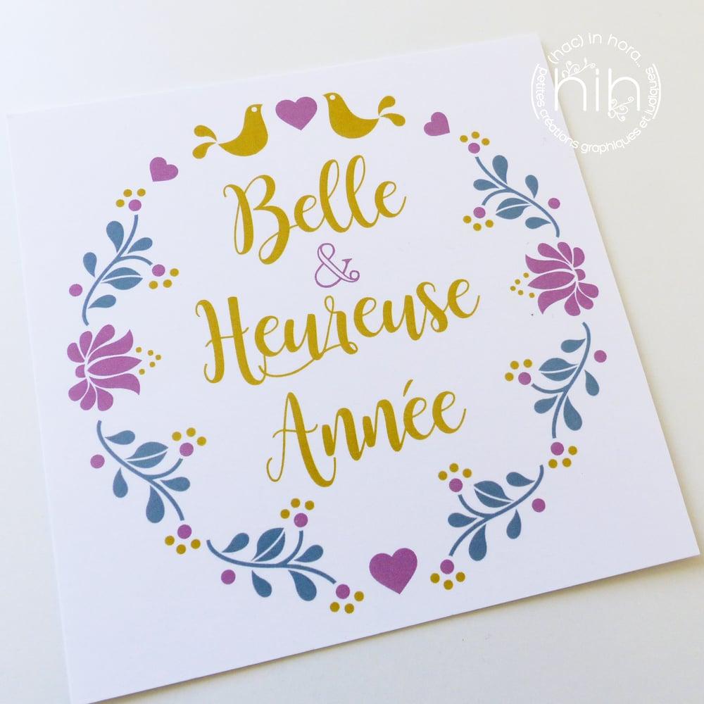 Image of cartes de voeux  ꖀUngaRiscHꖀ
