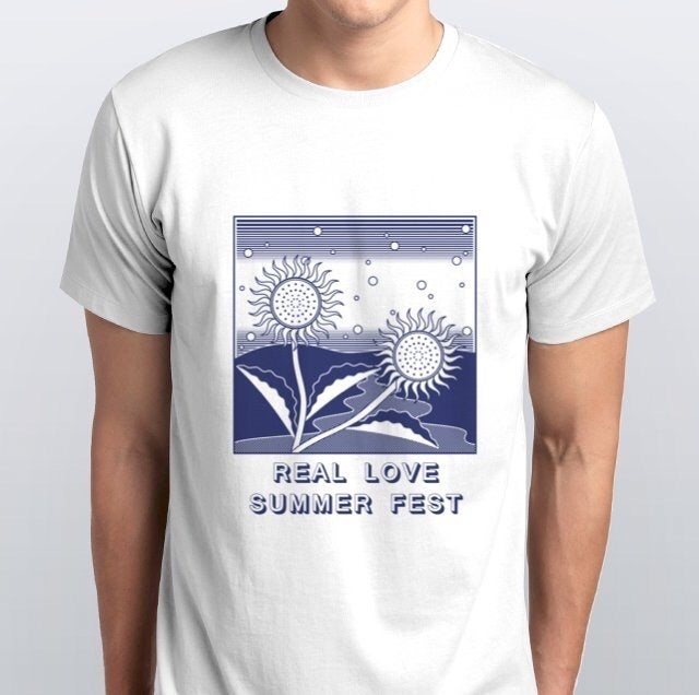 Image of Real Love Summer Fest Tee