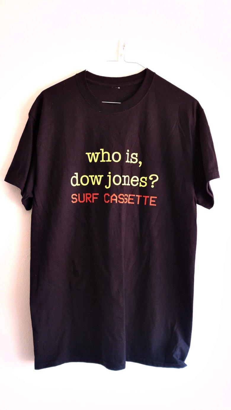 Image of Who is Dow Jones?
