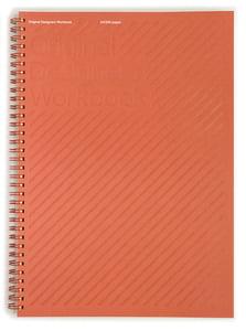 Image of Original Designers Workbook - Red