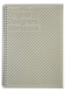 Image of Original Designers Workbook - Silver