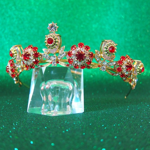Image of Rouge Duchess tiara