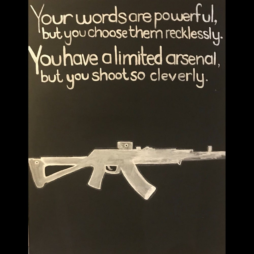 Image of Words are Weapons