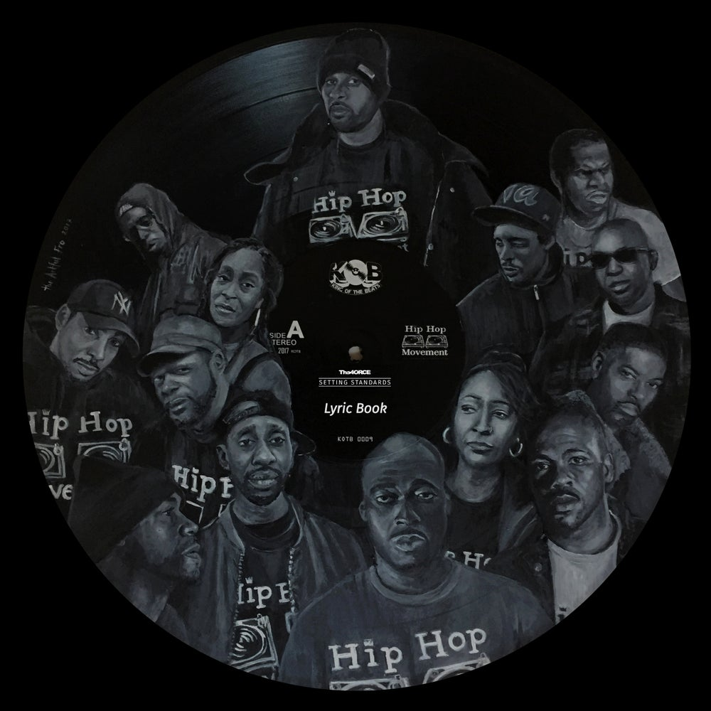Image of THA 40RCE - SETTING STANDARDS LIMITED EDITION VINYL ALBUM