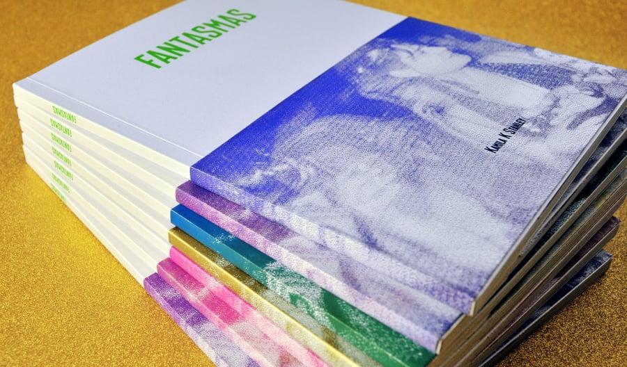 Image of FANTASMAS Photo Book