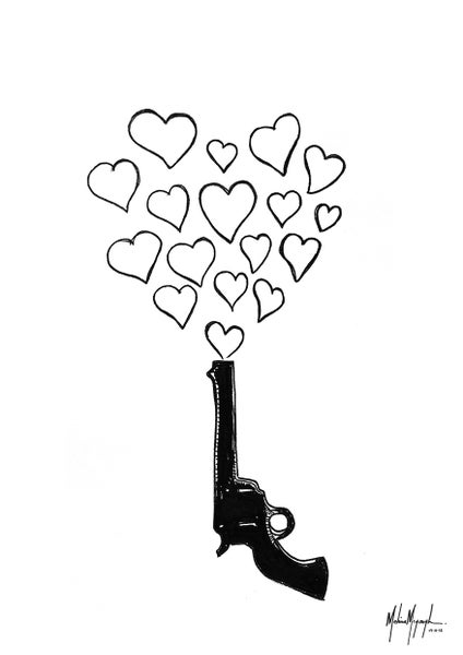 Image of Love Gun