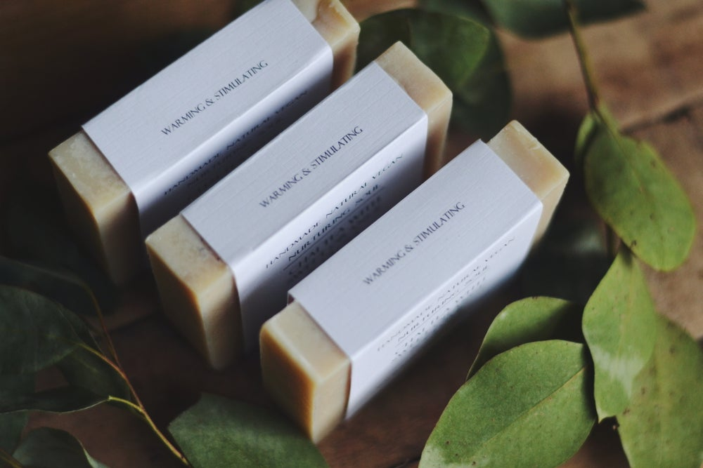 Image of Chai Tea Soap