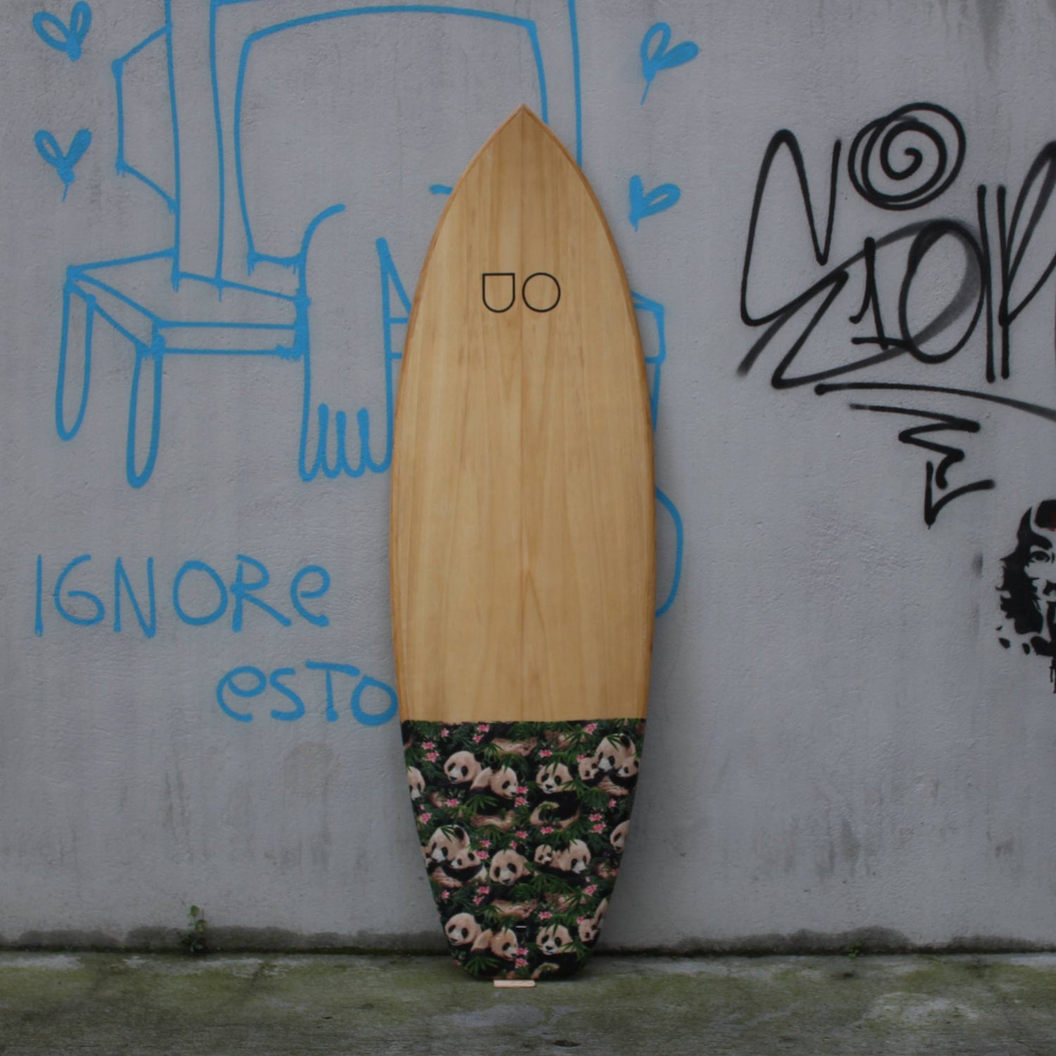 Image of Pandabears shortboard