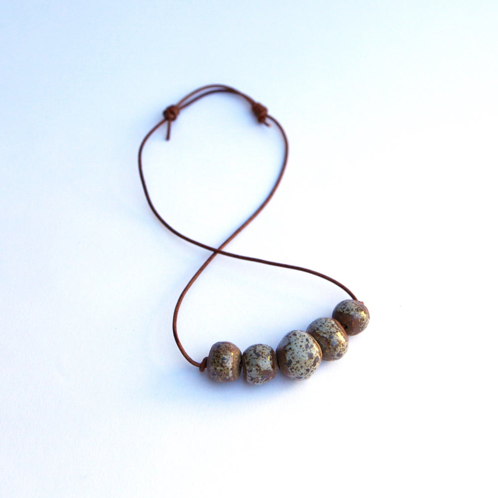 Image of Speckled Necklace