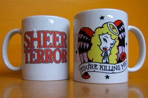 Image of SHEER TERROR Mugs