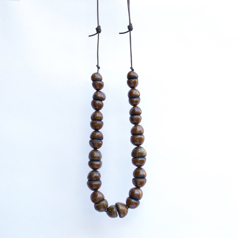 Image of Half & Half Necklace