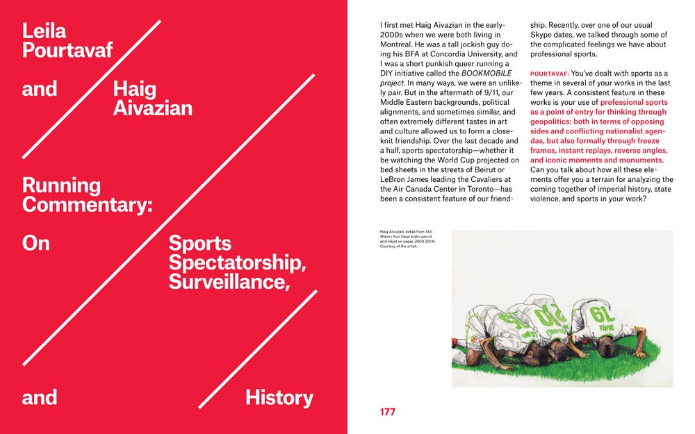 Image of ISSUE #7/8: SPORTS (PDF)