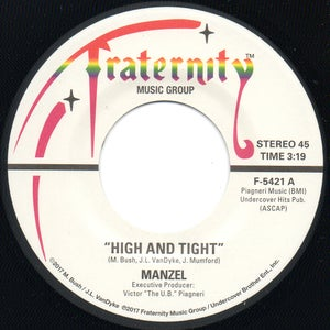 "Image of High & Tight / Standing On Mars - 7"" Vinyl"
