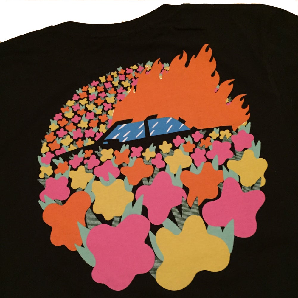 Image of Joyride t-shirt by Annu Kilpeläinen