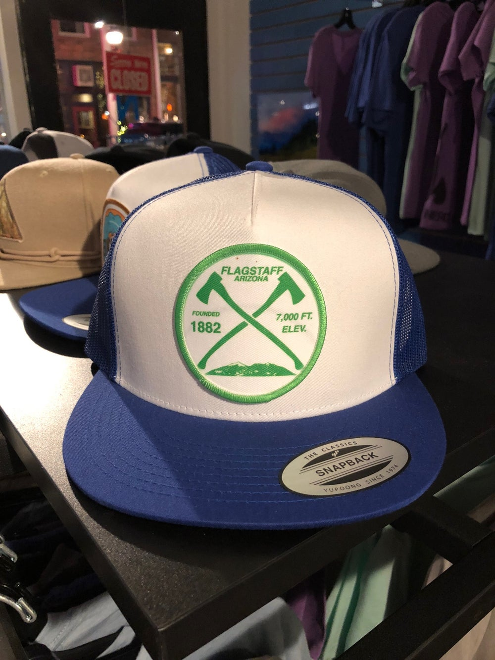Image of Mt. Trucker Hat