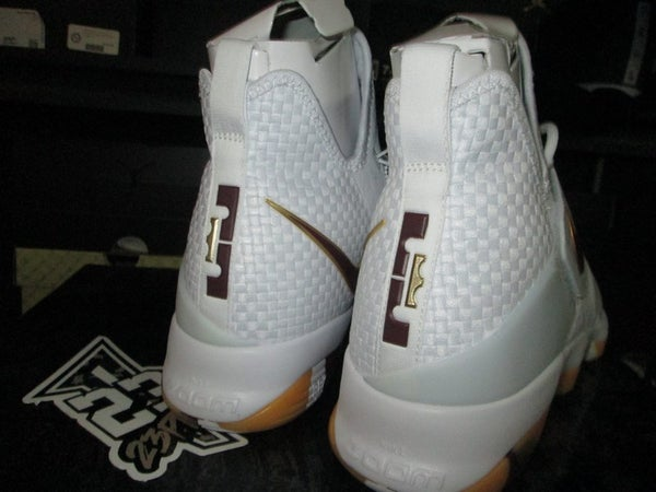 "LeBron XIV (14) ""White/Wine"" - FAMPRICE.COM by 23PENNY"