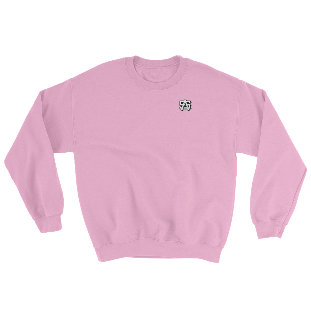 Image of AS Logo Long Sleeve Pullover