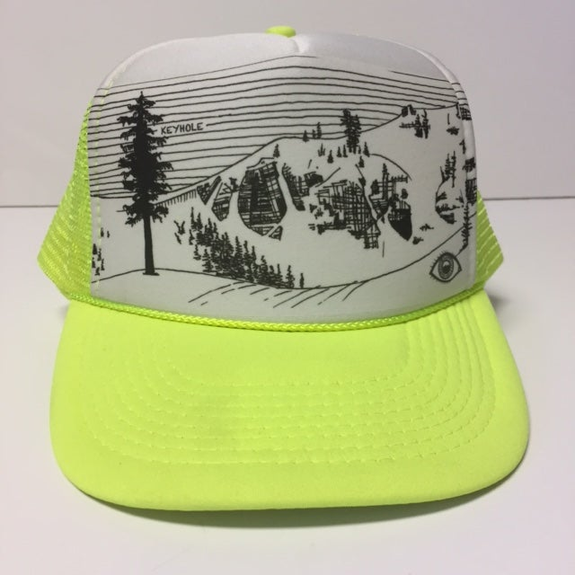 Image of Keyhole Trucker Hat