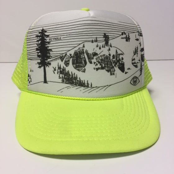 Image of Keyhole Trucker Hat