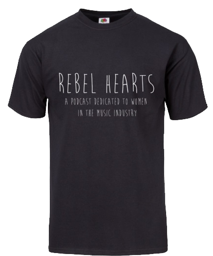 Image of (US & Puerto Rico) Rebel Hearts Shirt