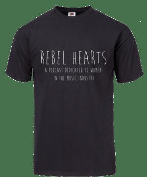 Image of (US & Puerto Rico) Rebel Hearts Shirt