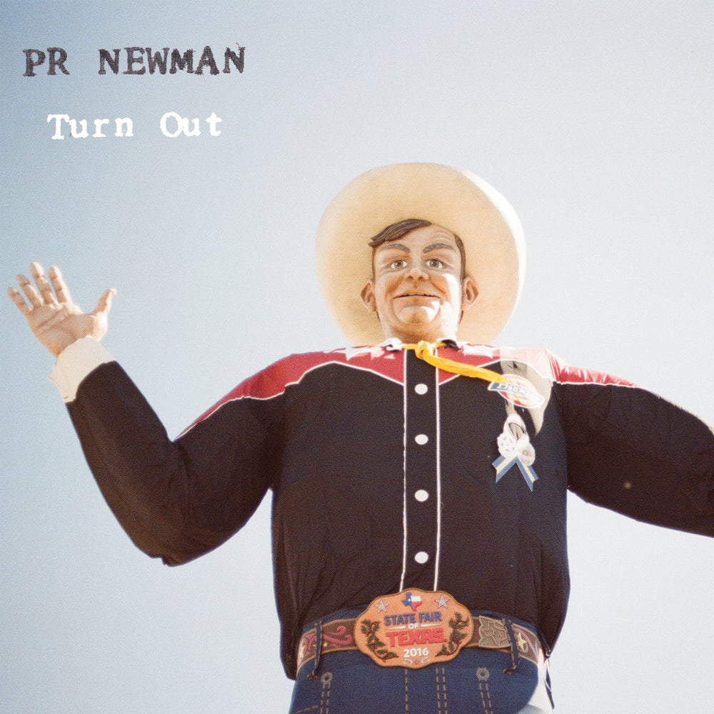 Image of PR Newman - Turnout LP (vinyl)