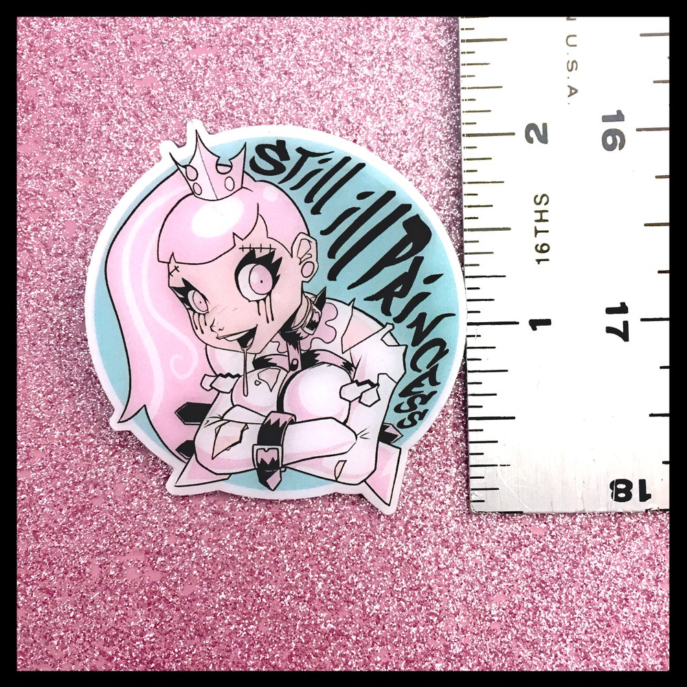Image of Princess Enamel Pin