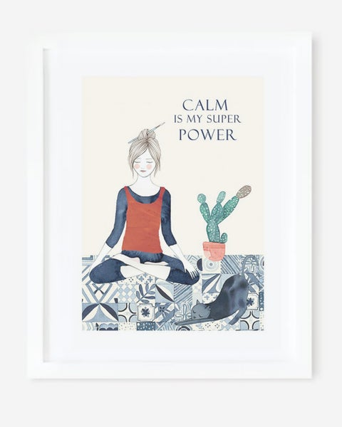 Image of Calm Print
