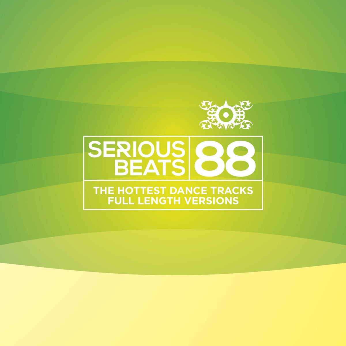 Image of VARIOUS ARTISTS -  SERIOUS BEATS 88 (4CD)