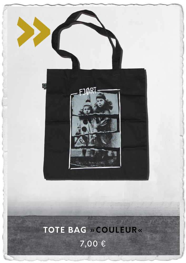 Image of Tote Bag 'Couleur'