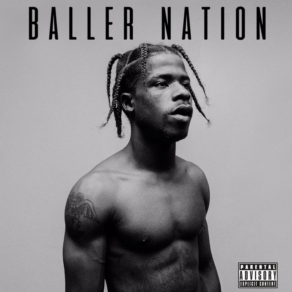 Image of Marty Baller - Baller Nation [LP] OMINC019