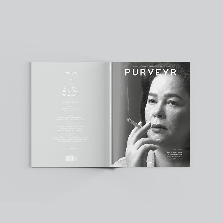 Image of PURVEYR Magazine Issue 4 – Success