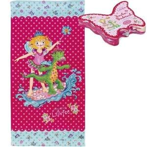 Image of Toalla mágica baño La Princesa Lillifee